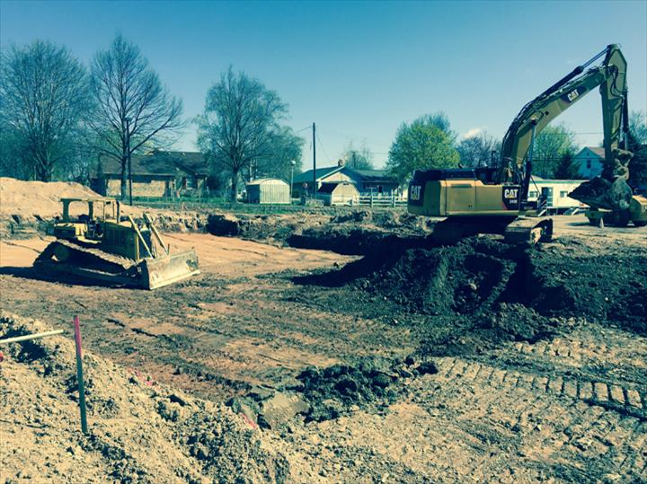 Forest Landscaping & Construction, Inc. - Excavating - Lake Mills, WI - Thumb 1
