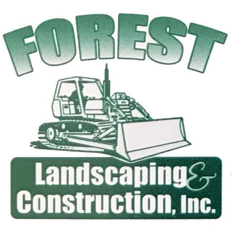 Forest Landscaping & Construction, Inc. - Excavating - Lake Mills, WI - Logo
